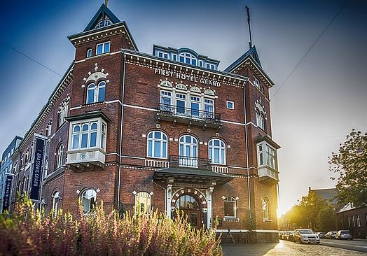 First Hotel Grand | Golf i Odense